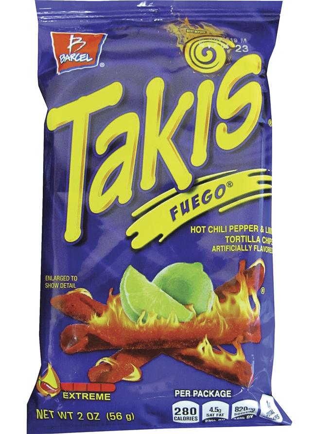 Snacks, Item Number 2026081