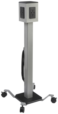 Image for Lorell Mobile Power Tower LLR34000 from School Specialty