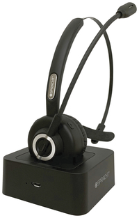 Image for Spracht Mobile Office Headset, Black, SPTZUMBT from School Specialty