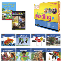 Image for Newmark Learning Family Engagement Kit, Social Studies Levels A-G - Spanish from SSIB2BStore