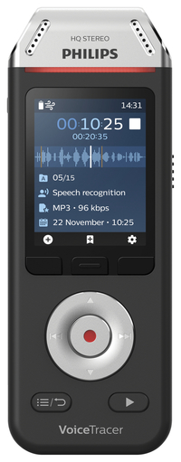 Image for Philips VoiceTracer Audio Recorder from School Specialty