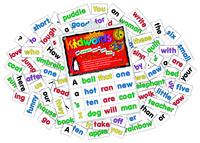Barker Creek Learning Magnets, Kidwords High Frequency Words, Set of 208 Item Number 2026392