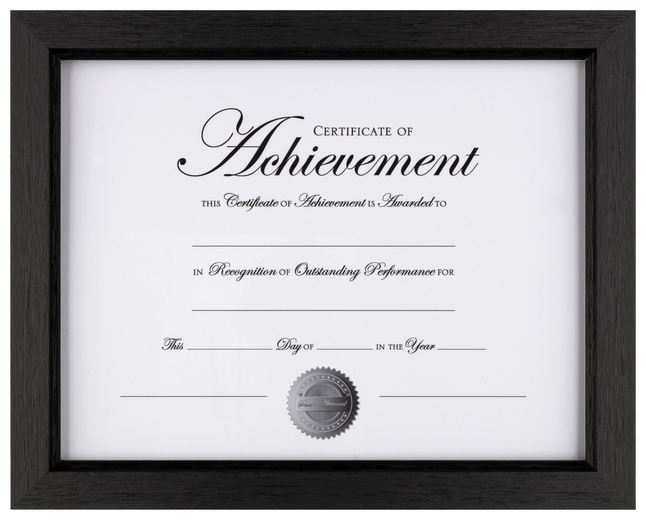 Award Plaques and Certificate Frames, Item Number 2026523