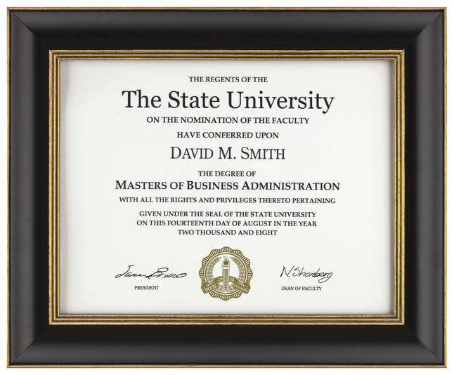 Award Plaques and Certificate Frames, Item Number 2026528