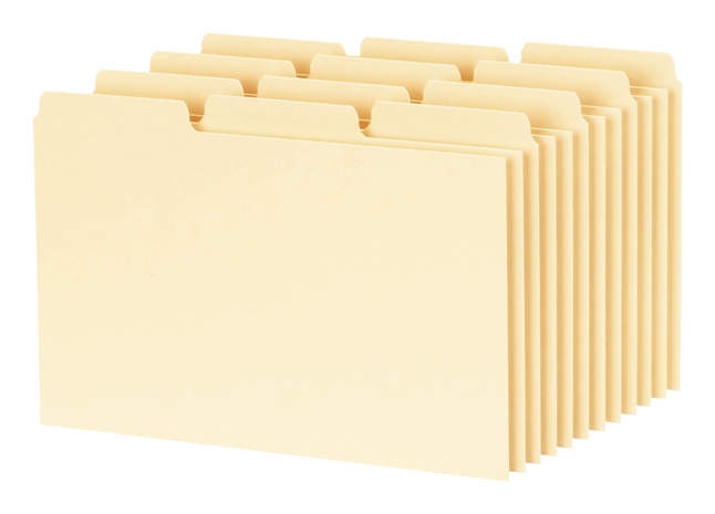 4X6 Blank Cards, Item Number 2026529