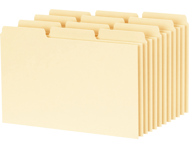 3X5 Blank Cards, Item Number 2026533