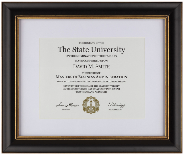 Award Plaques and Certificate Frames, Item Number 2026550