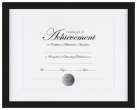 Award Plaques and Certificate Frames, Item Number 2026563