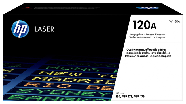 Image for HP 120A (W1120A) Original Laser Imaging Drum, 16000 Page Yield from School Specialty