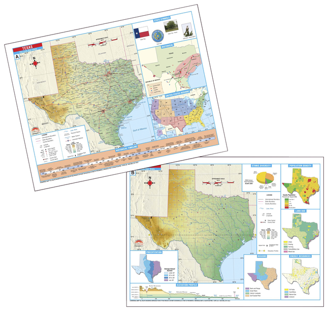 Geography Maps, Resources, Item Number 2026763