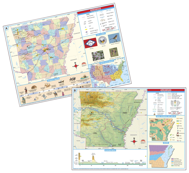 Geography Maps, Resources, Item Number 2026765