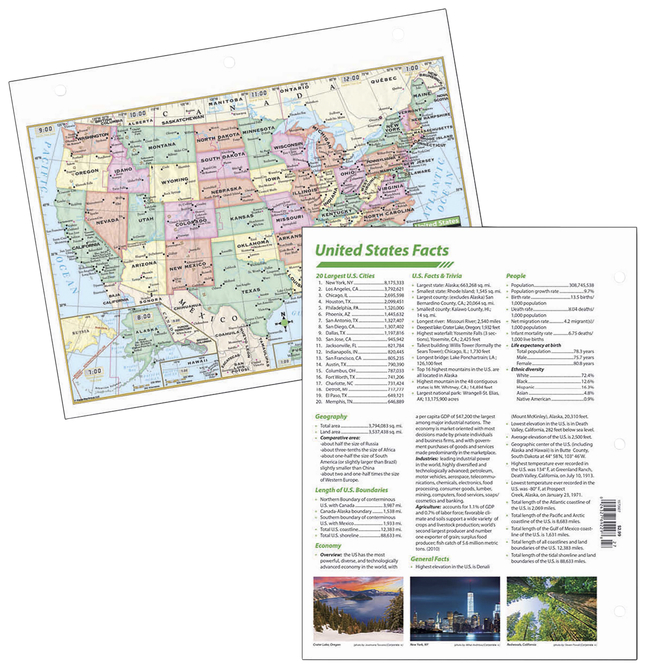 Geography Maps, Resources, Item Number 2026766