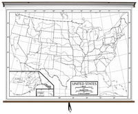 Geography Maps, Resources, Item Number 2026772