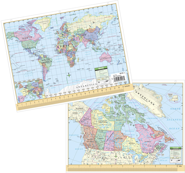 Geography Maps, Resources, Item Number 2026773
