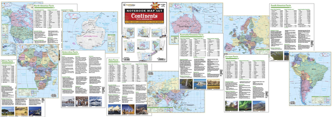 Geography Maps, Resources, Item Number 2026775