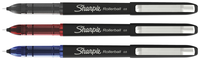 Image for Sanford Sharpie 0.5 mm Rollerball Pen 4-pack from School Specialty