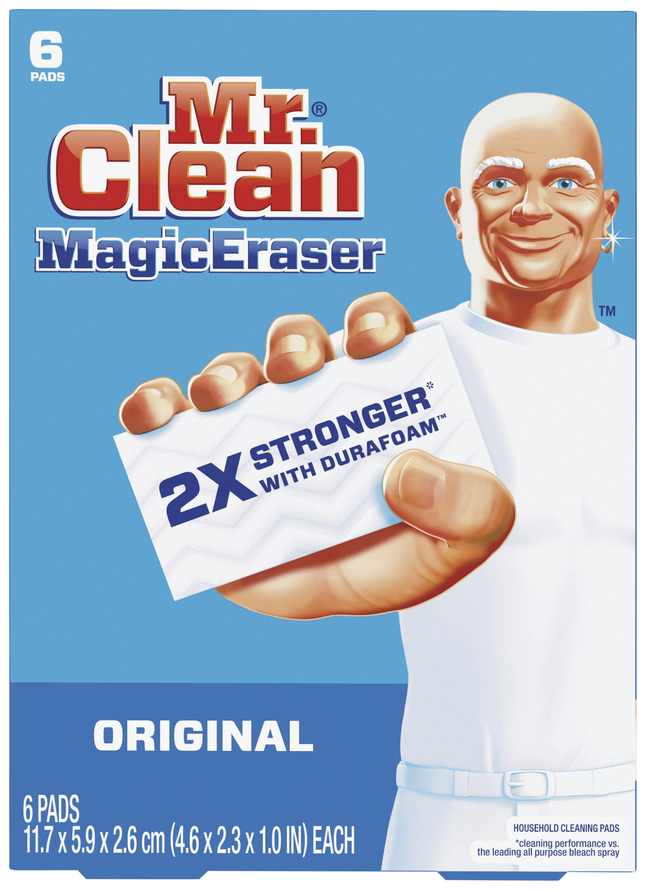 Image for Mr. Clean Magic Eraser Pads, Case of 36 from School Specialty