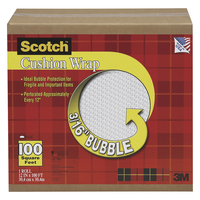 Image for Scotch Cushion Wrap, Clear, Each from School Specialty