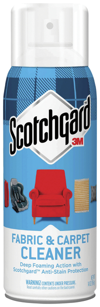 Image for Scotchgard Fabric/Carpet Cleaner, 14 Ounces, Each from School Specialty