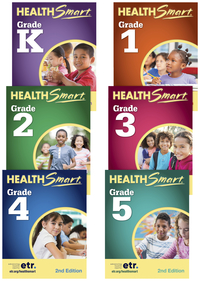 Image for Healthsmart K-5 Complete Set W/teacher Guides Set, Print Version, 6 Subjects from SSIB2BStore