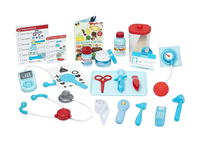 Melissa & Doug Get Well Doctor's Kit Play Set, 25 Pieces Item Number 2028250