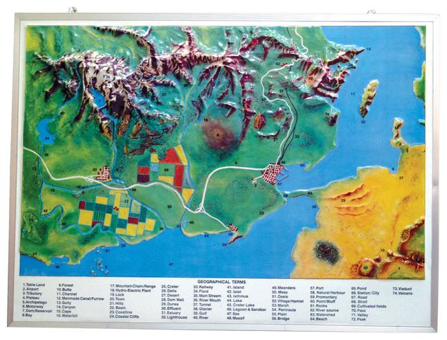 Geography, Landforms, Item Number 2028284