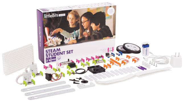 Image for littleBits STEAM Student Set from School Specialty