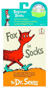Image for CD Read Along Fox in Socks from SSIB2BStore