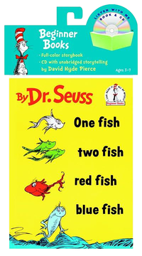 Image for CD Read Along One Fish Two Fish from SSIB2BStore