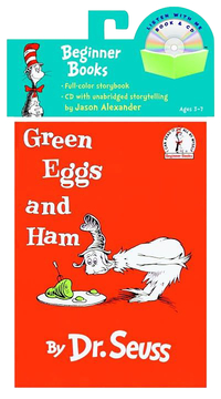 Image for CD Read Along Green Eggs and Ham from SSIB2BStore