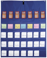 Teacher, Classroom Pocket Charts Supplies, Item Number 203135