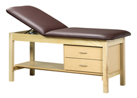 Image for Clinton Classic Series Treatment Table with Drawers from SSIB2BStore
