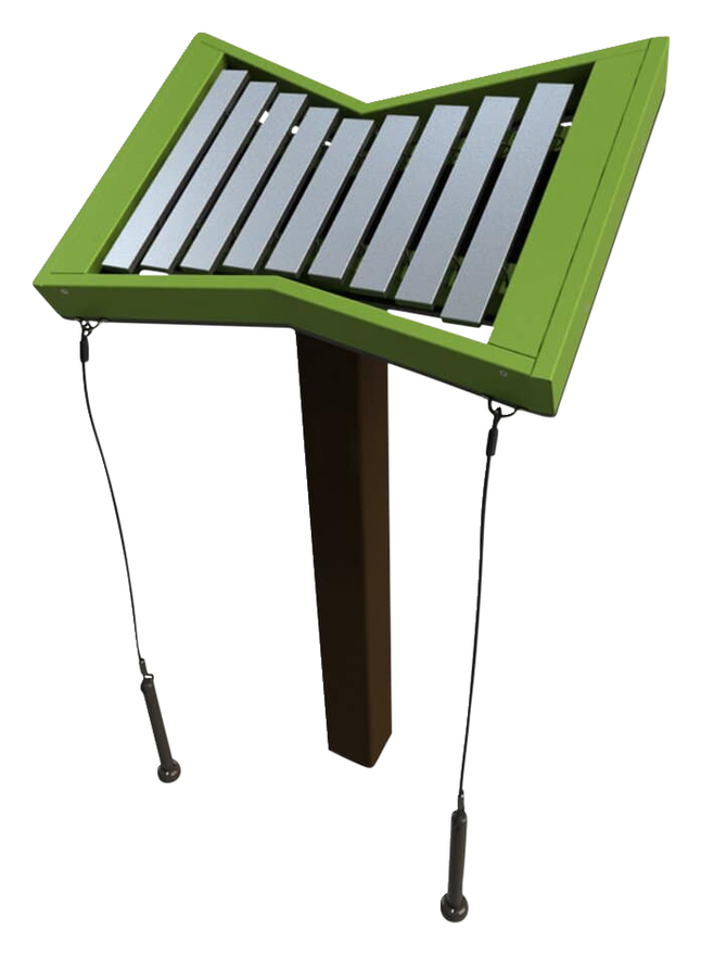 Image for Ultra Play Systems Inc Melody Surface Mount, 43 W X 23 D X 16 H In from School Specialty