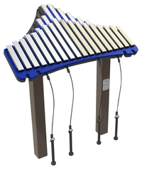 Image for Ultra Play Systems Inc Duet In Ground Mount, 47 W X 43 D X 24 H In from School Specialty