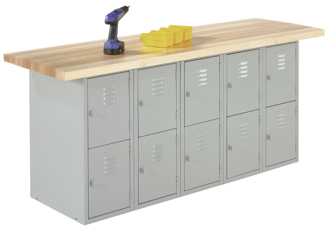 Image for Wall Bench from School Specialty