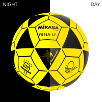 Image for Mikasa LED Soccer Ball, Yellow from School Specialty