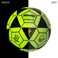 Image for Mikasa LED Soccer Ball, Green from School Specialty