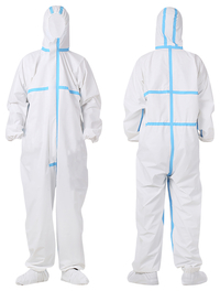 Image for PrimoCare Isolated Medical Protective Suit - Level 3, Each from School Specialty