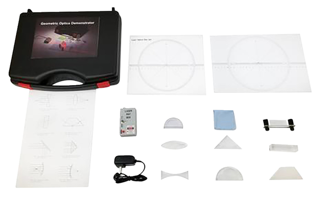 Image for GSC Laser Optics Kit from School Specialty