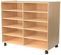 Cots And Mats Storage, Item Number 2039844