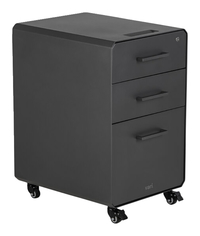 Image for VARI File Cabinet, Slate from School Specialty