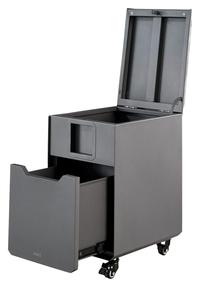 Image for VARI Locker Seat, Slate from SSIB2BStore