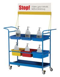 Storage Cart, Item Number 2039226