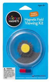 Image for Dowling Magnets Magnetic Field Viewing Kit with Steel Filings from School Specialty