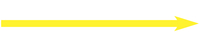 """Image for Social Distancing Floor Sticker, 48 x 4"""" Directional Arrows - Yellow, Pack of 5 from SSIB2BStore"""