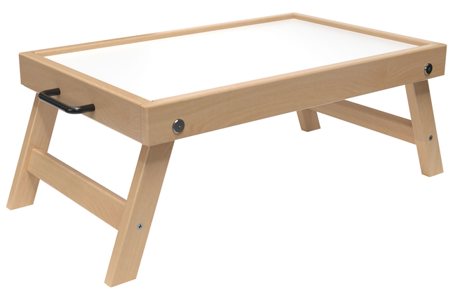Image for Childcraft Folding Wood Tray from School Specialty