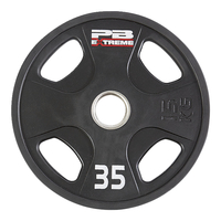 Image for Legend Fitness Pro Series 35lb Grip Plate, Each from SSIB2BStore
