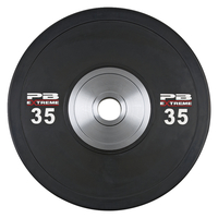 Image for Legend Fitness Pro Series 35lb Bumper Plate, Set of 2 from SSIB2BStore