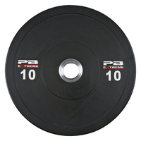Image for Legend Fitness Pro Series 10lb Bumper Plate, Set of 2 from SSIB2BStore