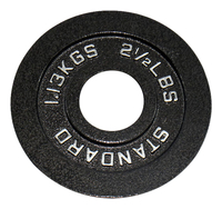 Image for Legend Fitness Performance Series 25lb Grip Plate, Each from SSIB2BStore